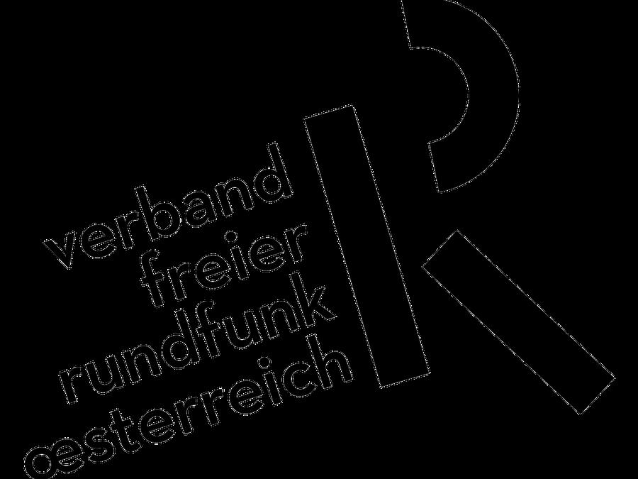 Logo Verband Freier Rundfunk Österreich