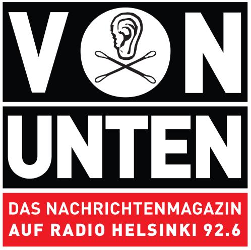 Logo des Nachrichtenmagazin's Von Unten